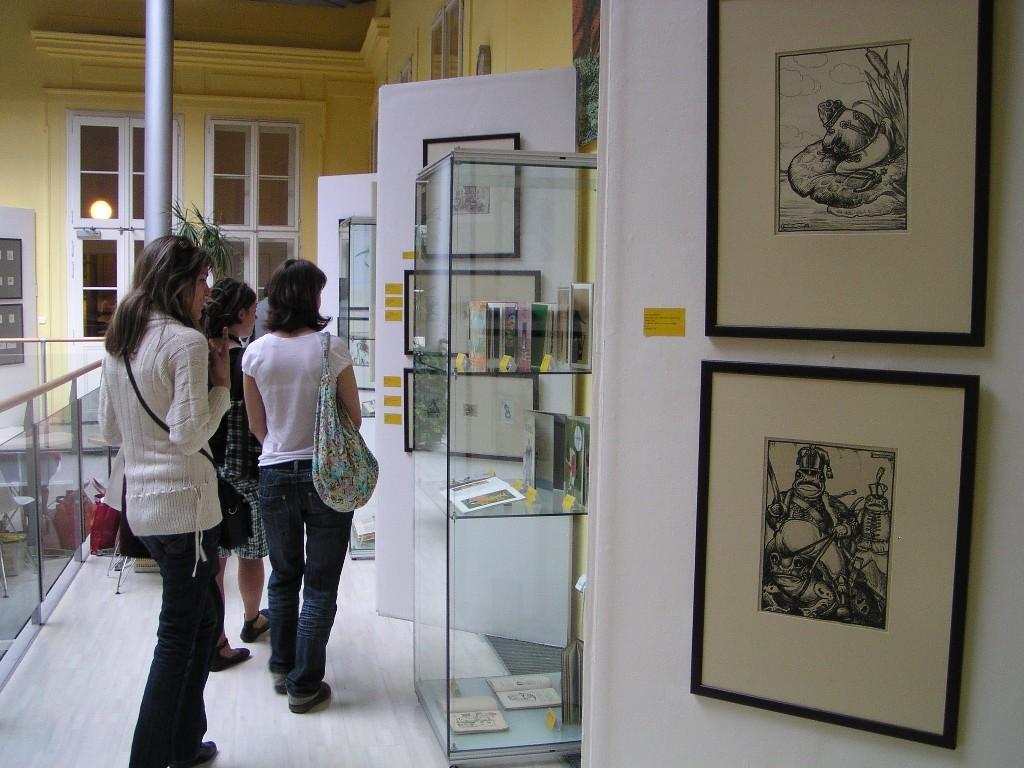 Výstava Animaliter