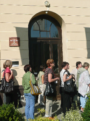Dům Cyrila a Metoděje pro nevidomé ve Vlaštovičkách