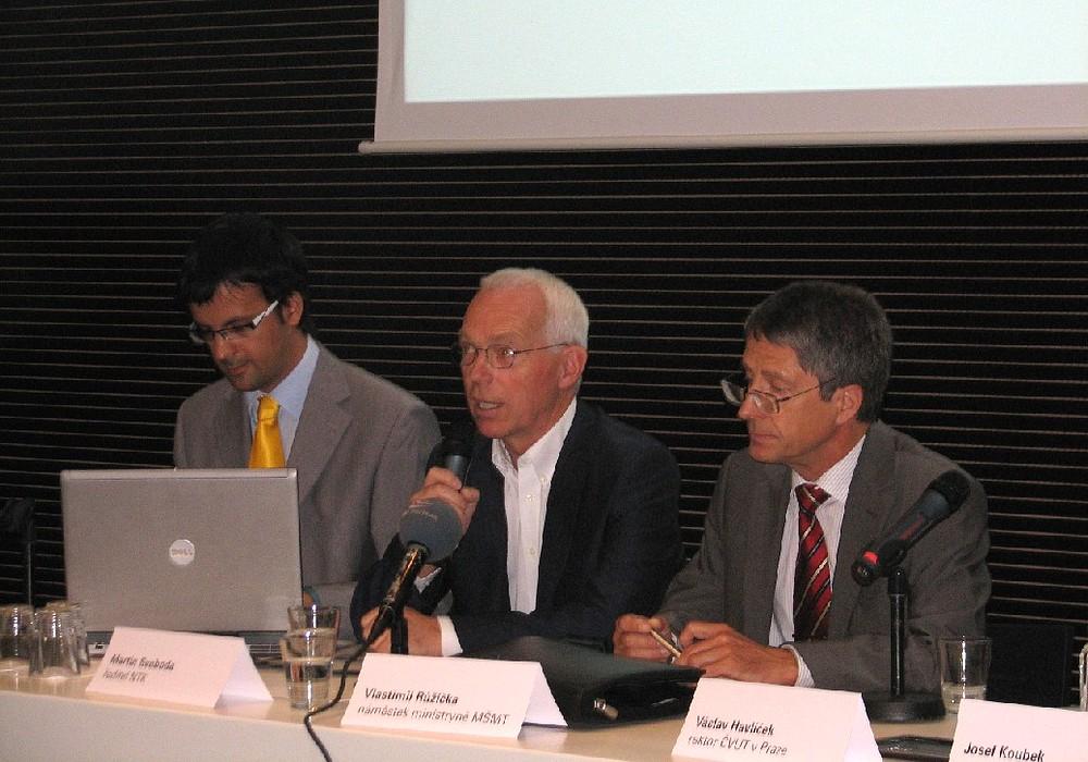 Ředitel NTK Martin Svoboda hovoří o konceptu knihovny