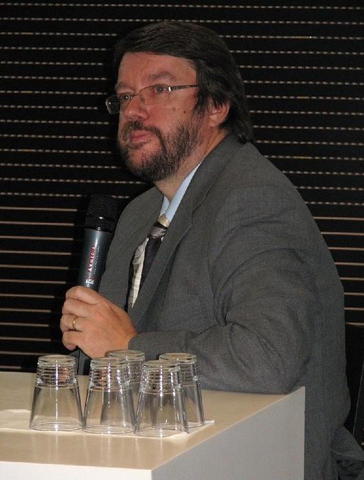 Ředitel MKP Tomáš Řehák