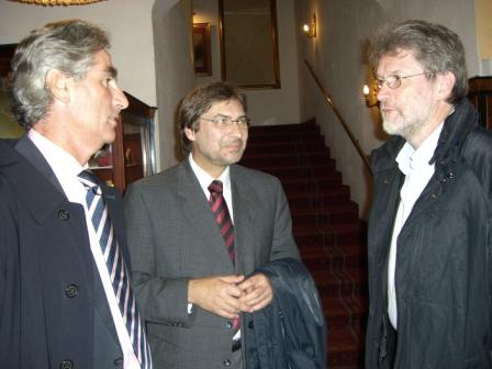 Tři knihovničtí