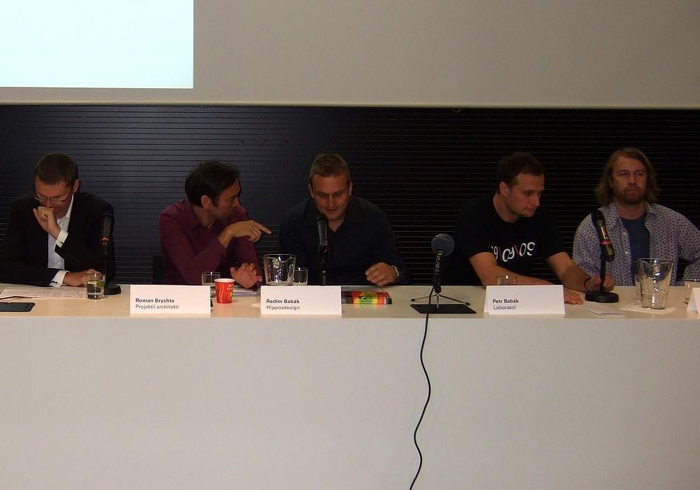 Hosté druhé části tiskové konference