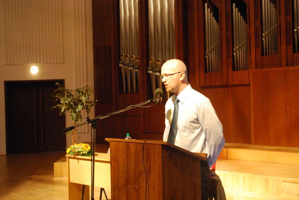VISK má 10 let... Mgr. Roman Giebisch, Ph.D.