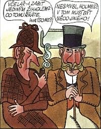 Sherlock Holmes ve Čtyřlístku