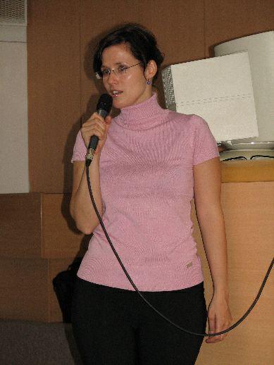 Michaela Dombrovská