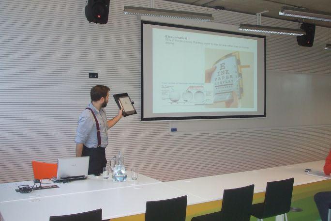 E-knihy: Slepá ulice nebo budoucnost? – přednáška Tomáše Zilvara