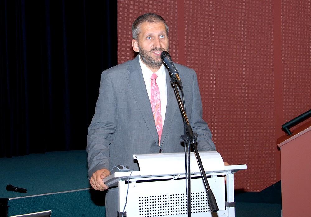 Jan Heisler, předseda sdružení CNZ