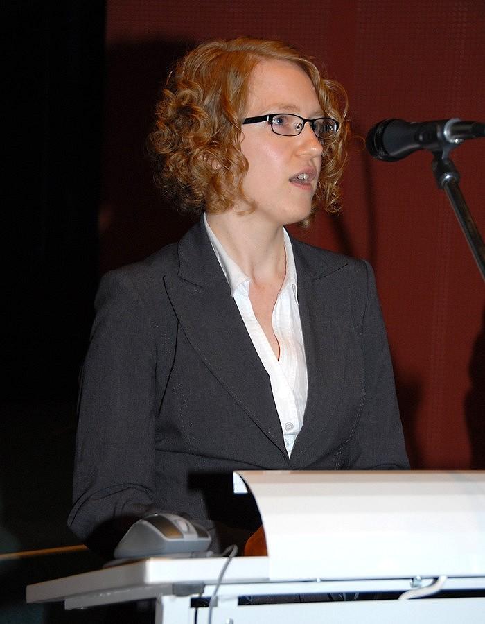 Jessie Owenová, vedoucí projektu Digital Continuity (britský Národní archiv)
