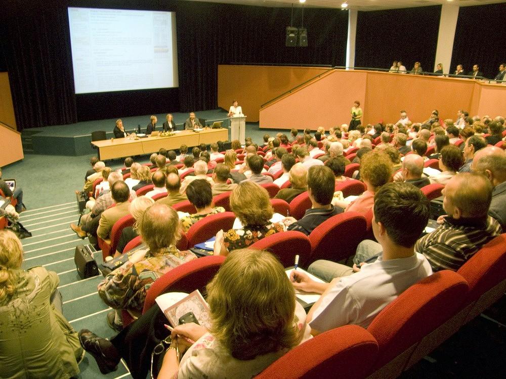 O konferenci CNZ 2009 byl veliký zájem