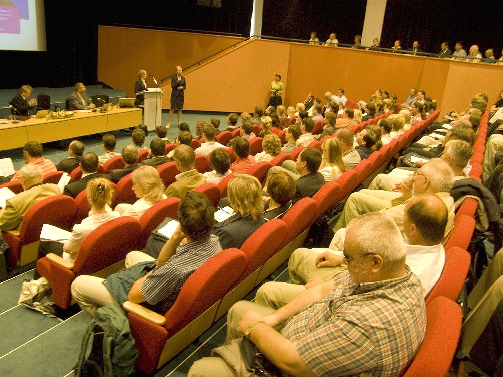 Účastníci konference CNZ 2009