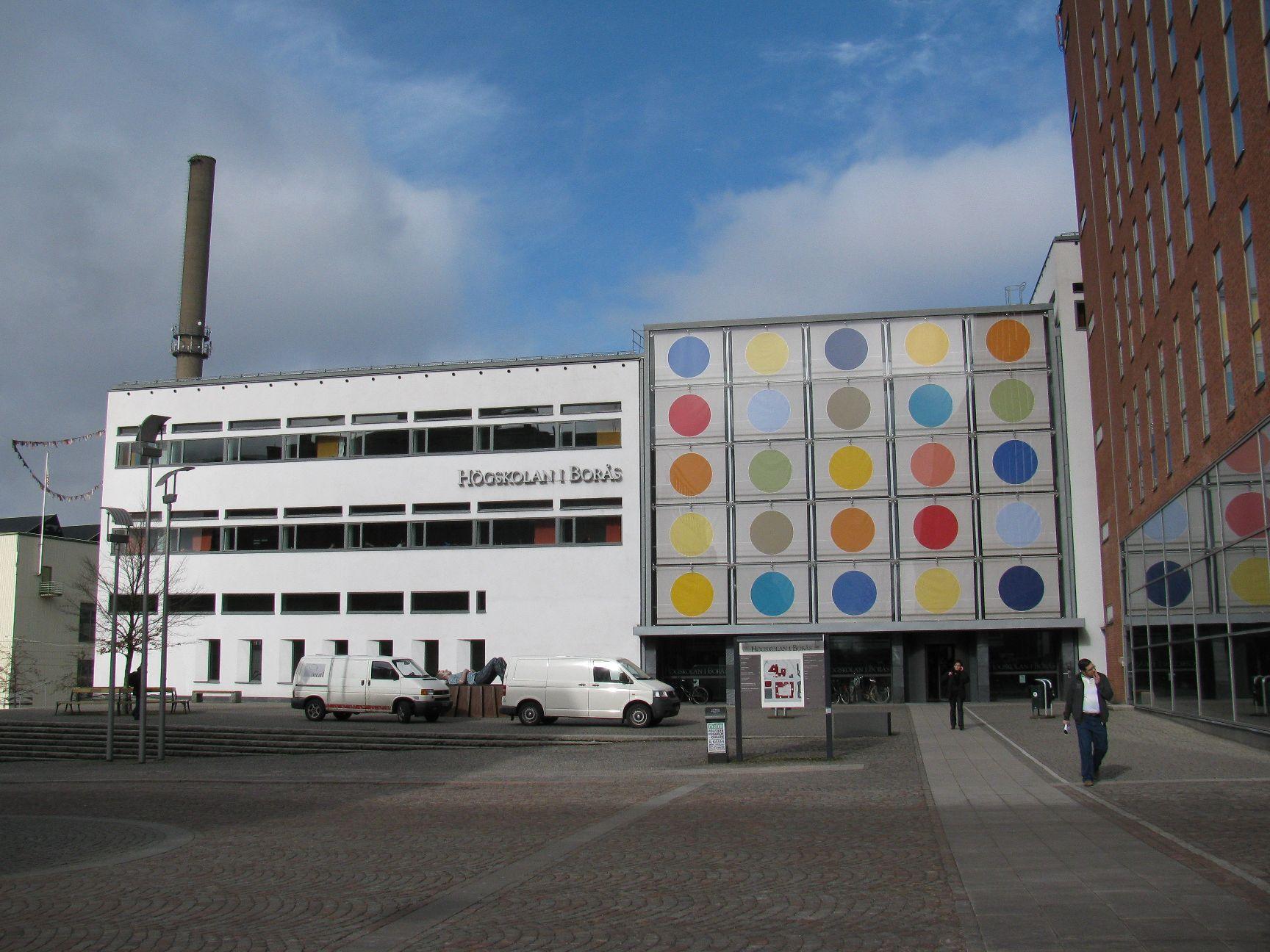 Univerzitní knihovna Borås