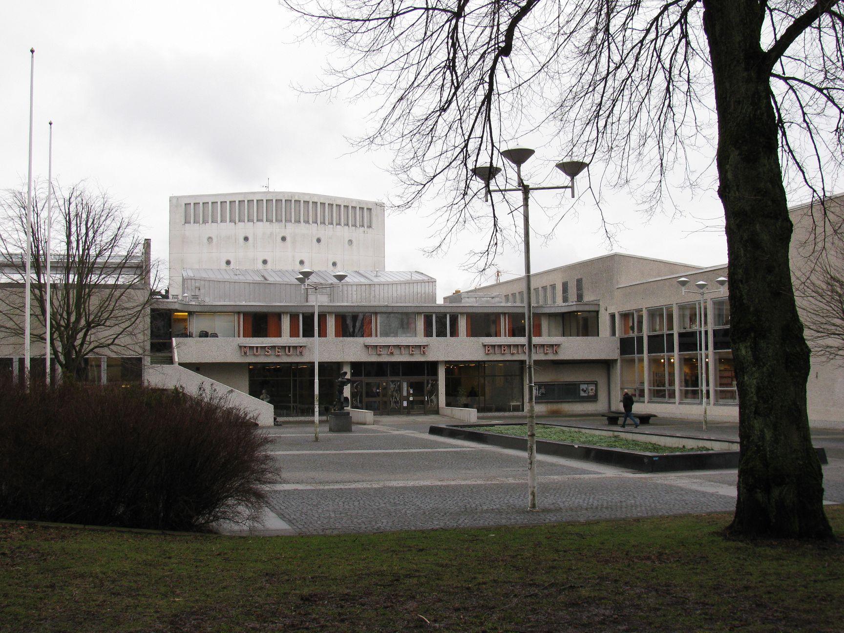 Kulturní dům v Borås