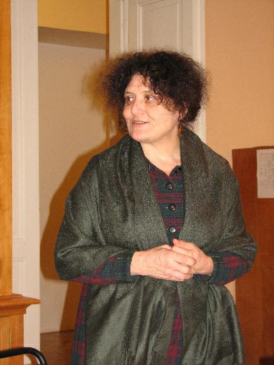 Vedoucí knihovny PhDr. Jana Vozková, CSc.