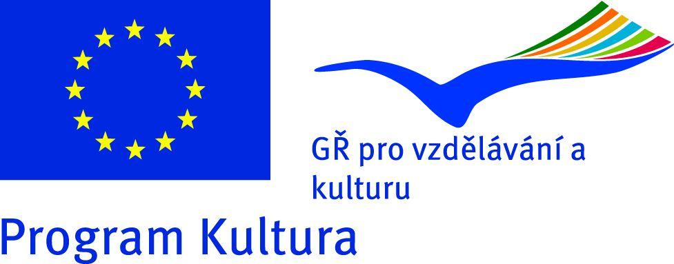 Obr. 2: Logo programu Kultura 2007-2013