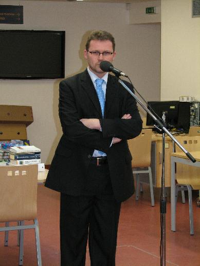 Úvodní slovo děkana FF UK Michala Stehlíka