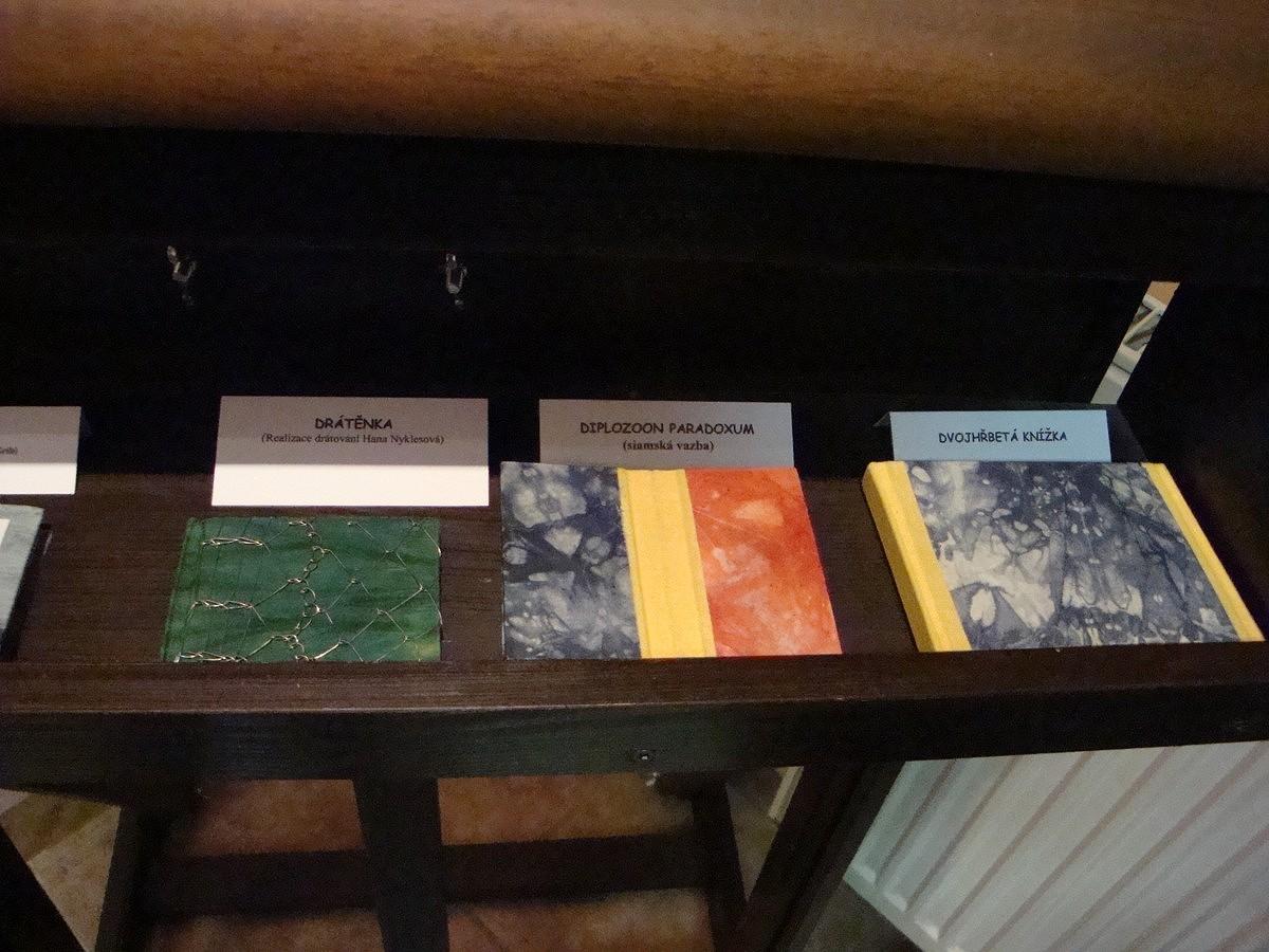 Další zajímavé druhy knih