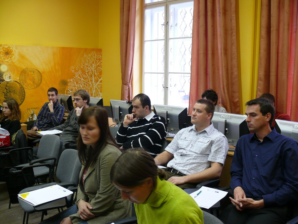 Seminář zaměřený na inovace a management znalostí