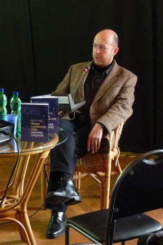Martin C. Putna představuje svou publikaci