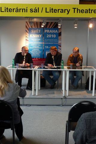 Luboš Palata, Jiří Peňás a Zbyněk Petráček