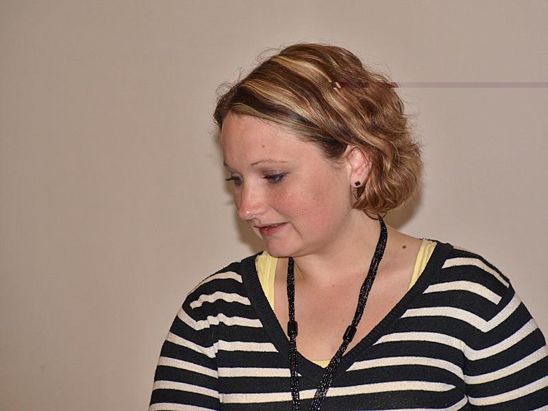 Lucie Vyčítalová hovoří o zviditelňování výsledků výzkumu a vývoje