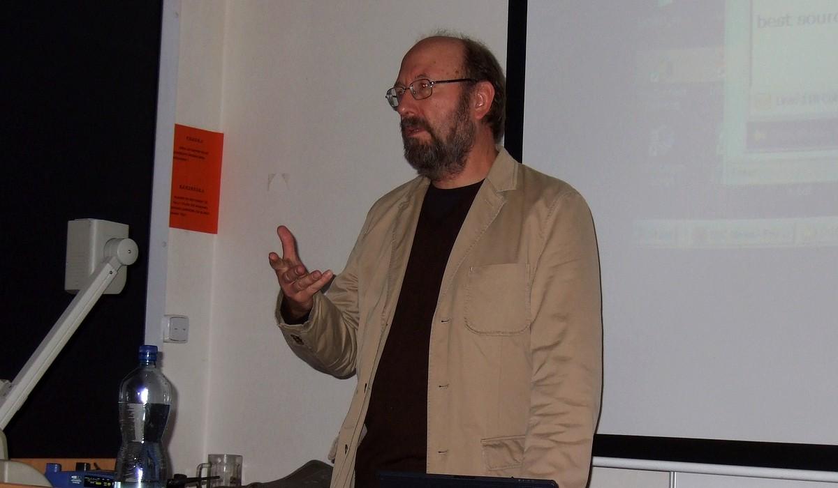 Richard Wright z BBC hovoří o problémech moderních archivů