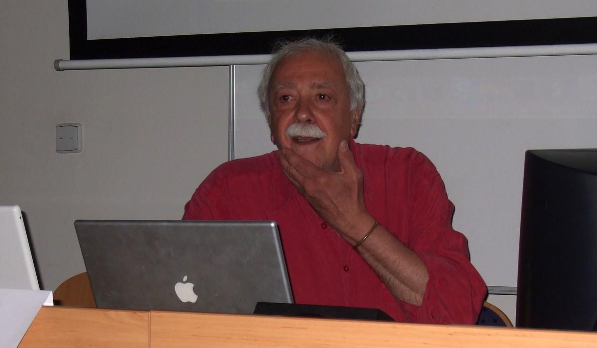 Don Foresta hovořil o komunikačních prostorech a projektu MARCEL
