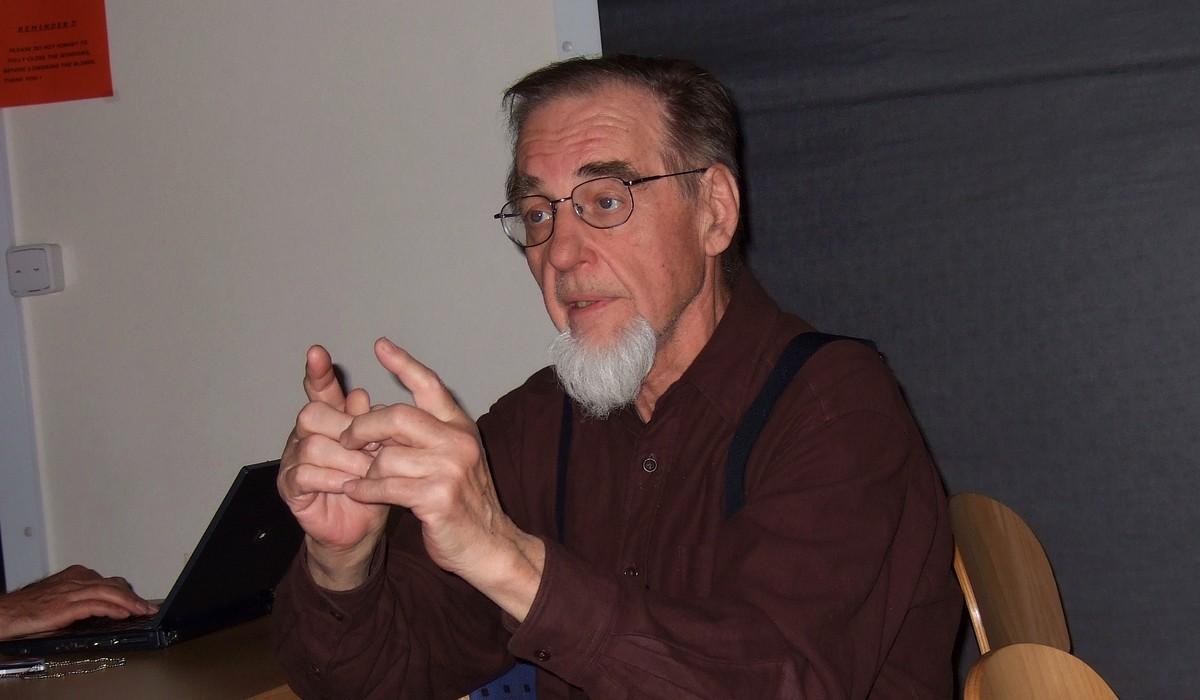 Woody Vasulka vypráví o počátcích videoartu