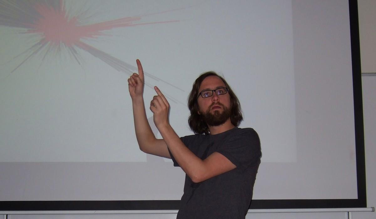 Umělec Jer Thorp nám vysvětluje programování jednoduchých vizualizací v Processingu