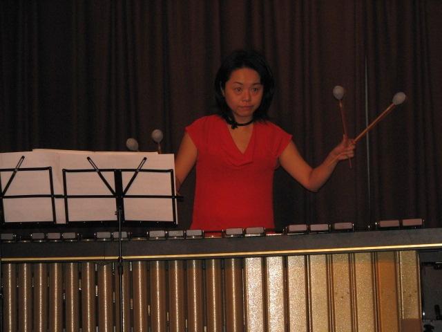 O hudební doprovod udílení cen se postarala Junko Honda, vynikající hráčka na bicí nástroje a členka Symfonického orchestru hl. m. Prahy