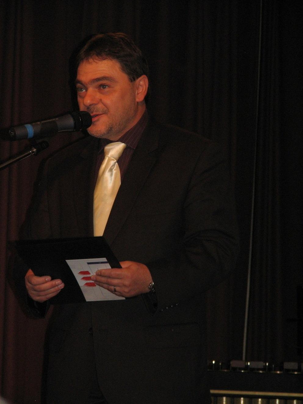 Práci hodnotící komise přiblížil její předseda Ladislav Zoubek, ředitel Městské knihovny Děčín