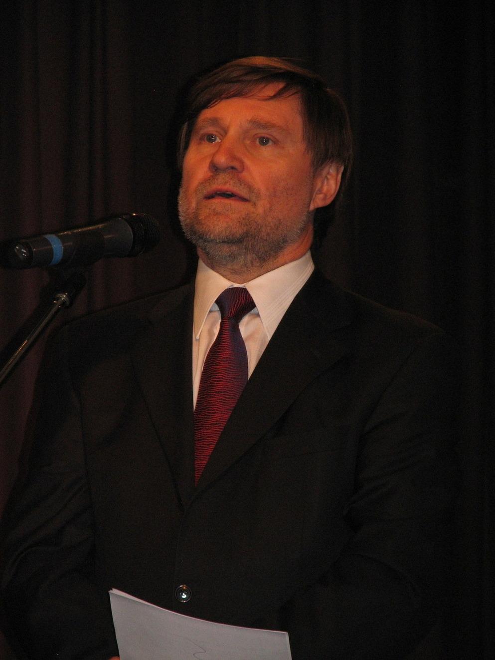 Činnost knihoven, které postoupily do užšího výběru, přítomným představil Vít Richter, předseda SKIP