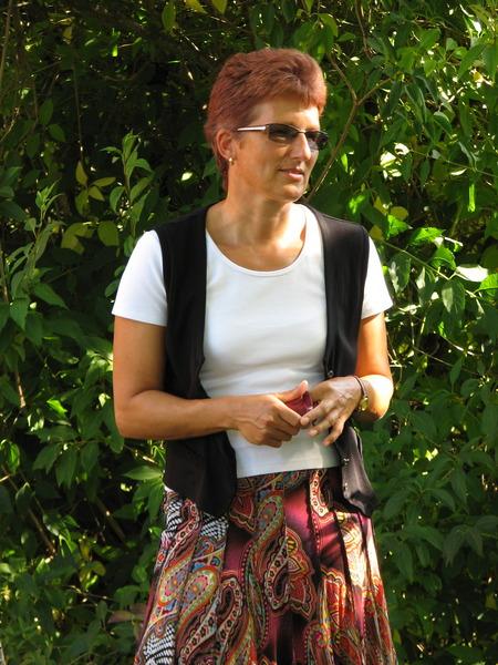 Radka Svašková, vedoucí knihovny