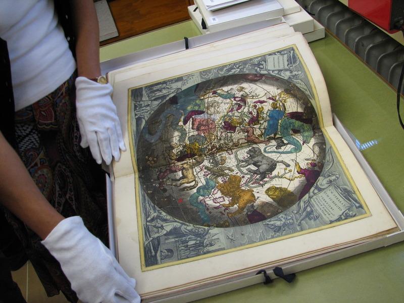 Ukázka jednoho ze zrestaurovaných starých tisků