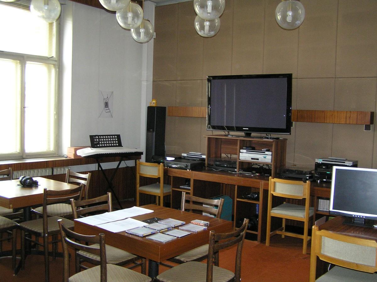 Poslechové studio
