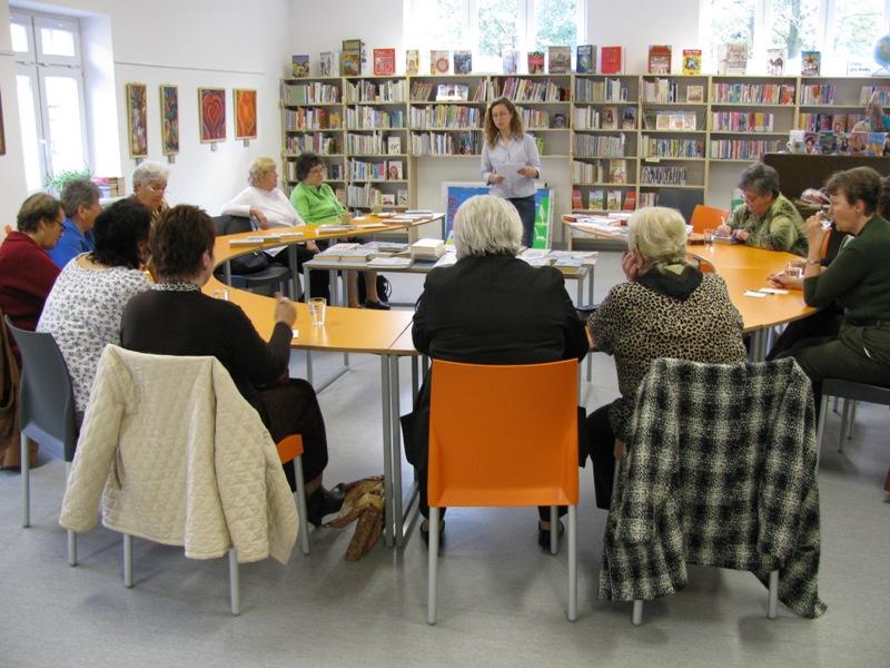 Setkání čtenářů aneb Hovory o knihách