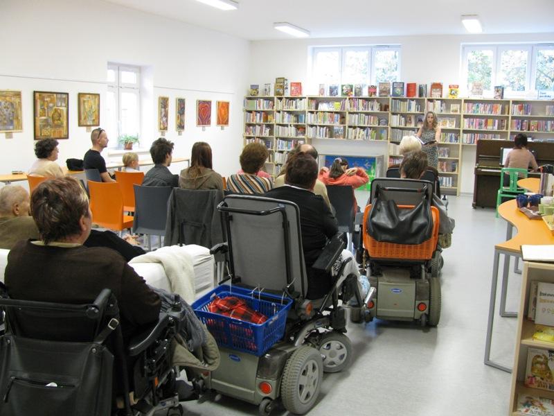 Koncert Svět slovanské hudby věnovaný handicapovaným uživatelům