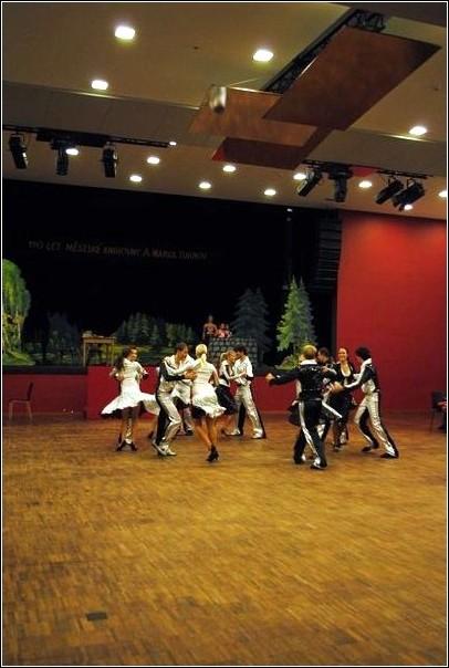 Vystoupení taneční školy ILMA