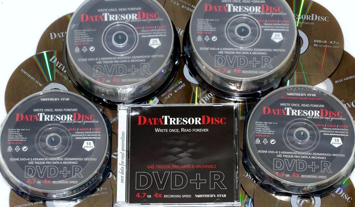 Data Tresor Disc