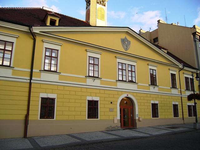 Nová budova Městské knihovny Louny