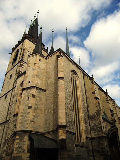 Lounský kostel sv. Mikuláše