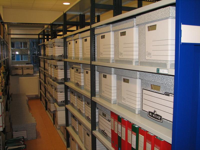 Pohled do archivu