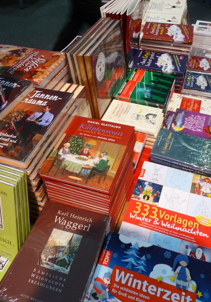 Některé vánoční tituly na Buch Wien 2010