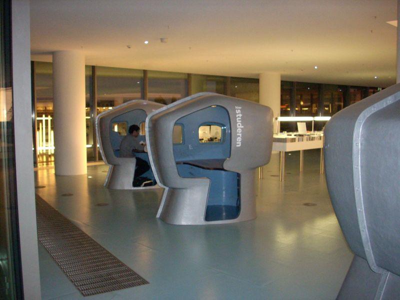 Veřejná knihovna v Amsterodamu