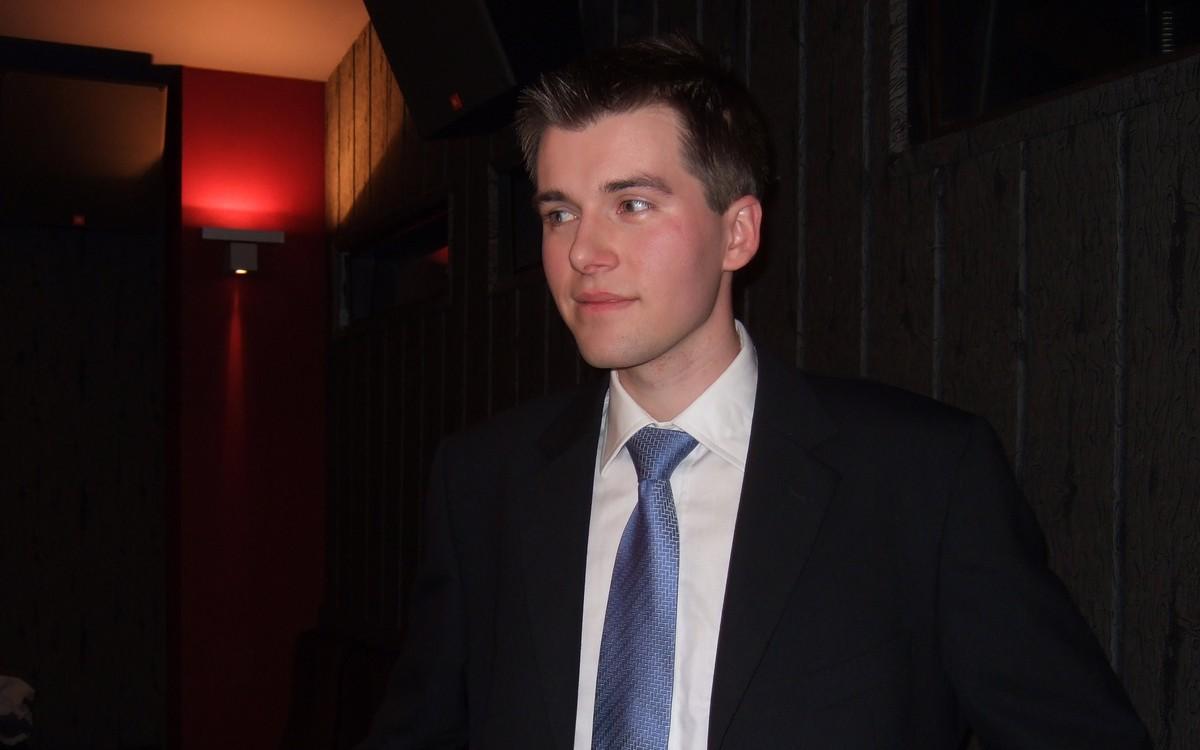 Koordinátor projektu PirateLeaks Jakub Michálek