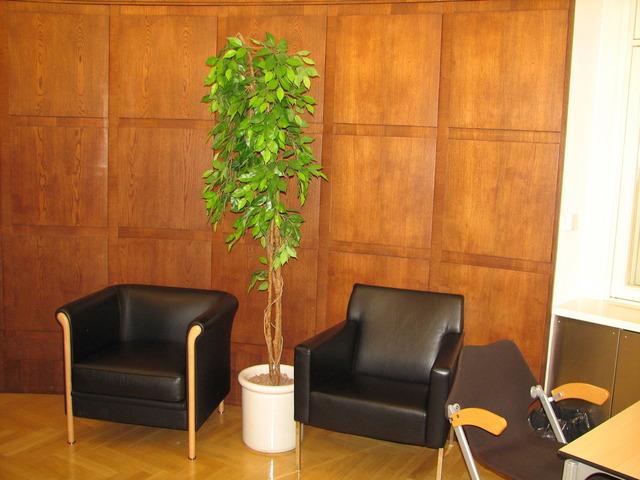 Pohodlné sezení
