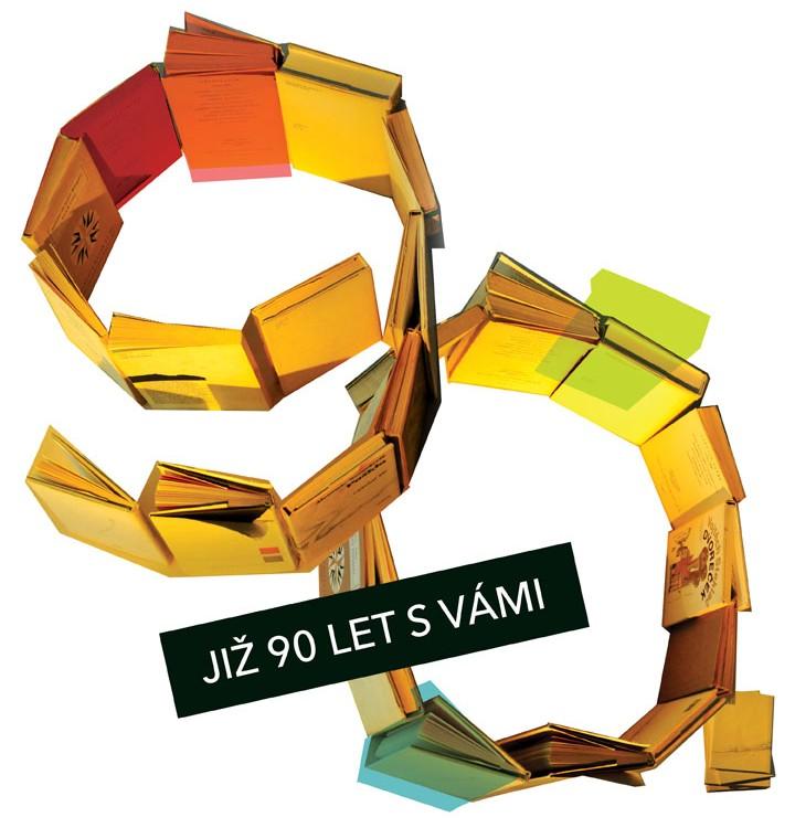 Logo k 90. narozeninám