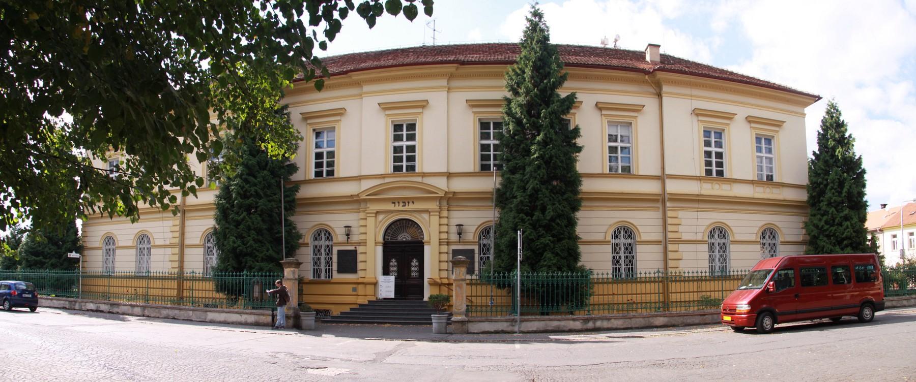Muzeum ghetta v Terezíně, součást Památníku Terezín
