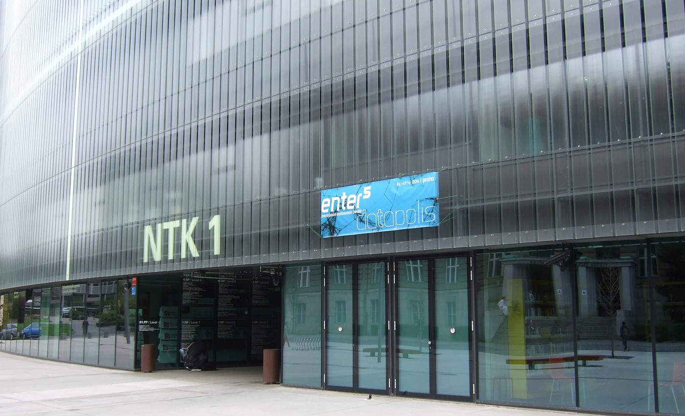 Národní technická knihovna v Praze