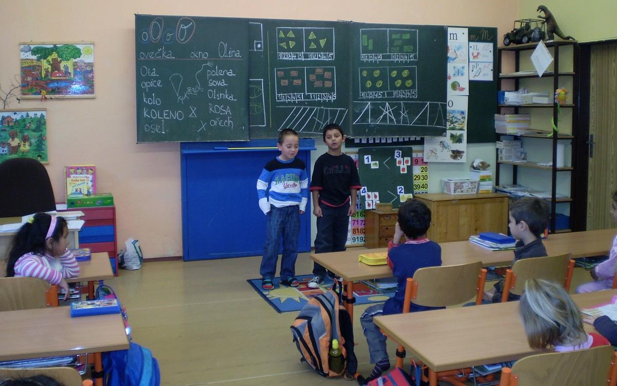 Škola může být zajímavá i zábavná pro všechny děti