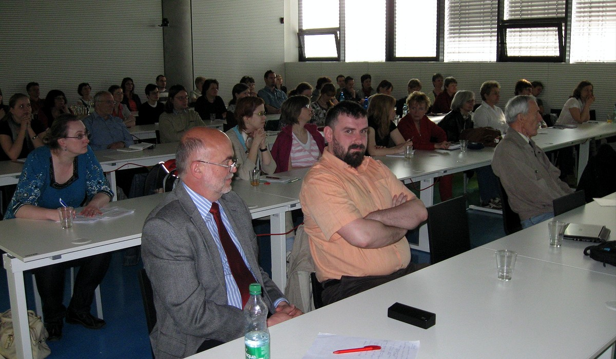 Posluchači semináře